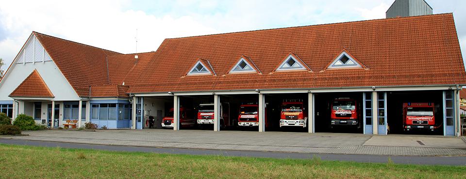 Feuerwehrhaus Großenlüder